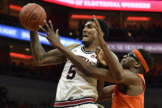 Syracuse Vs Louisville 2 20 19 College Basketball Pick Odds And
