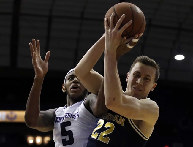 Maryland vs. Northwestern - 2/10/18 College Basketball Pick, Odds, and Prediction