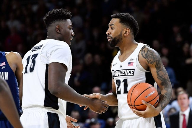 Providence vs. DePaul - 2/10/18 College Basketball Pick, Odds, and Prediction