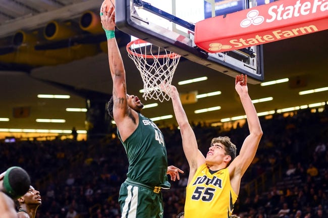 Michigan State vs. Iowa - 12/3/18 College Basketball Pick, Odds, and Prediction