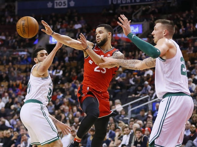 Boston Celtics vs. Toronto Raptors - 3/31/18 NBA Pick, Odds, and Prediction