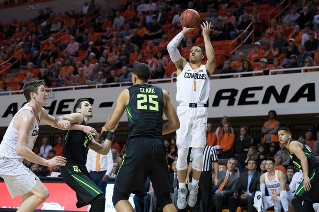 NCAA BB | Baylor at Oklahoma State