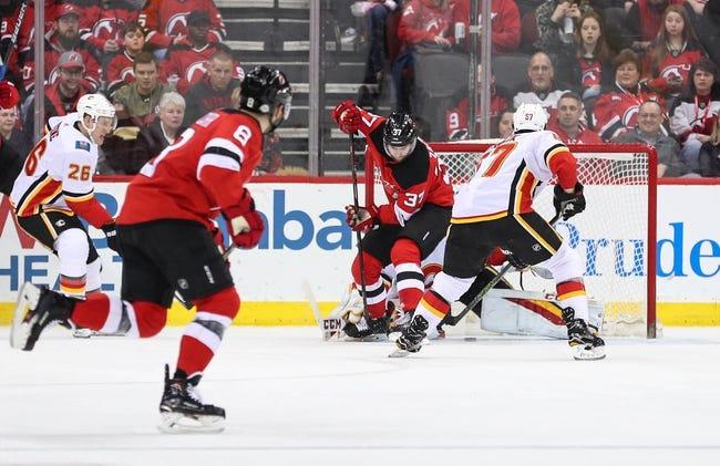 448dae65c New Jersey Devils vs. Calgary Flames - 2 27 19 NHL Pick