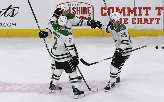 NHL | Chicago Blackhawks (11-19-6) at Dallas Stars (17-14-3)