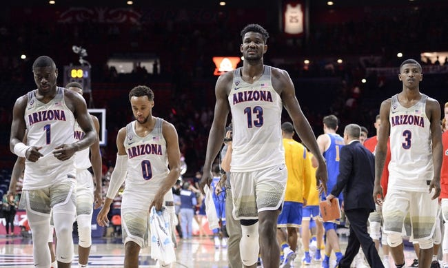 Arizona vs. UCLA - 3/9/18 College Basketball Pick, Odds, and Prediction