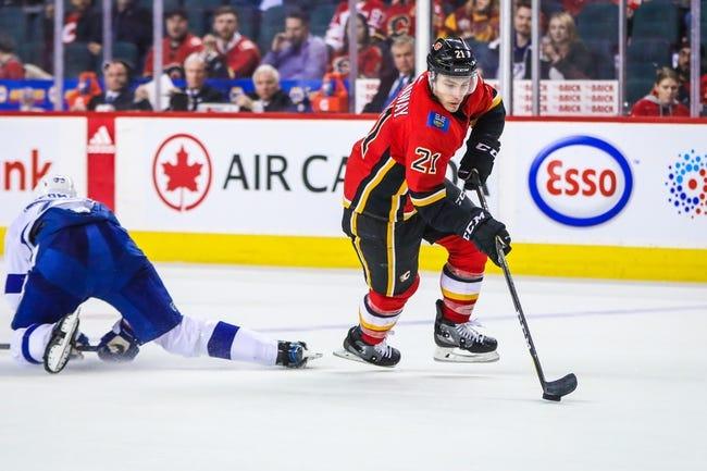 NHL   Tampa Bay Lightning (26-7-2) at Calgary Flames (22-11-2)