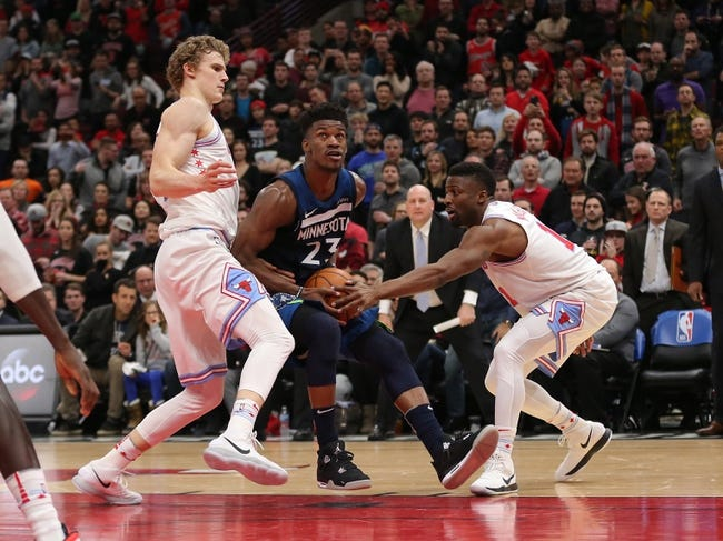 Minnesota Timberwolves vs. Chicago Bulls - 2/24/18 NBA Pick, Odds, and Prediction