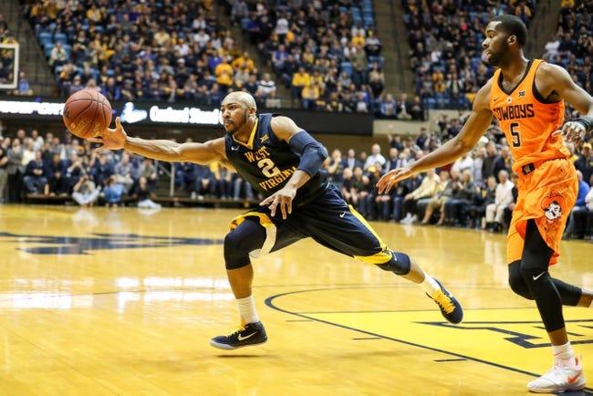 NCAA BB | Oklahoma State at West Virginia