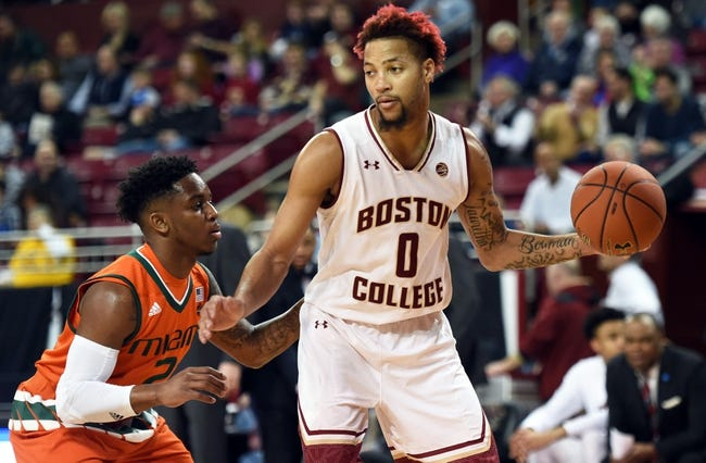 Pittsburgh vs. Boston College - 2/13/18 College Basketball Pick, Odds, and Prediction