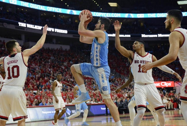 North Carolina vs. Notre Dame - 2/12/18 College Basketball Pick, Odds, and Prediction