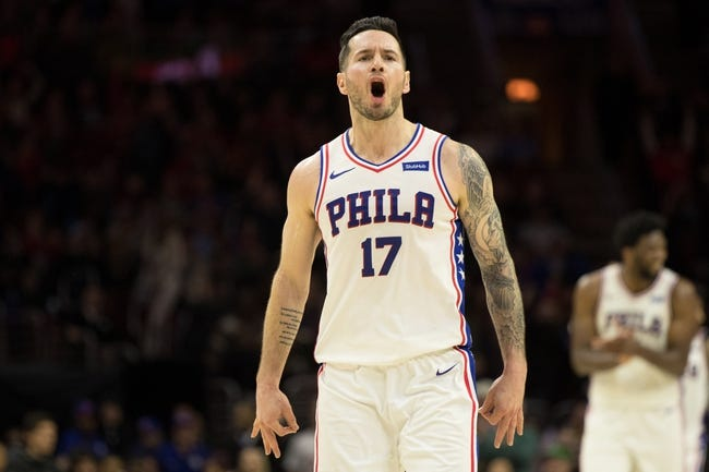 NBA | Los Angeles Clippers (4-3) at Philadelphia 76ers (4-4)