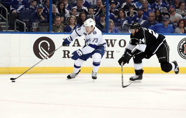 NHL | Tampa Bay Lightning (31-7-2) at Los Angeles Kings (16-22-3)