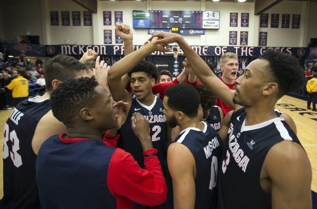 NCAA BB | St. Mary's at Gonzaga