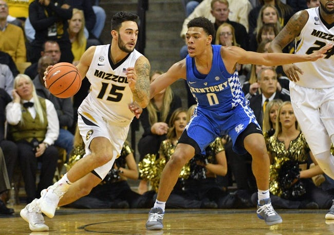 Kentucky Basketball Uk Has Second Best Odds To Win: 2/24/18 College Basketball Pick