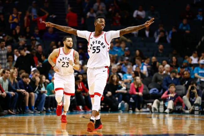 Toronto Raptors vs. Charlotte Hornets - 3/4/18 NBA Pick, Odds, and Prediction