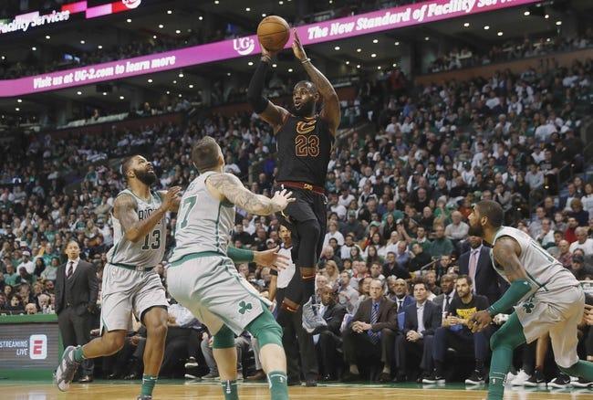 NBA | Cleveland Cavaliers (58-35) at Boston Celtics (63-31)