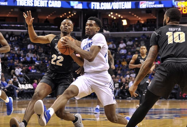 Memphis vs. Tennessee Tech - 11/6/18 College Basketball Pick, Odds, and Prediction