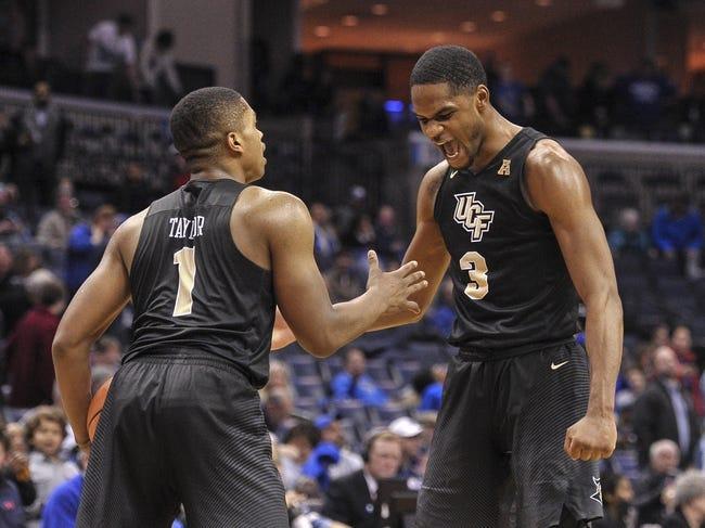 UCF vs. SMU - 2/17/18 College Basketball Pick, Odds, and Prediction