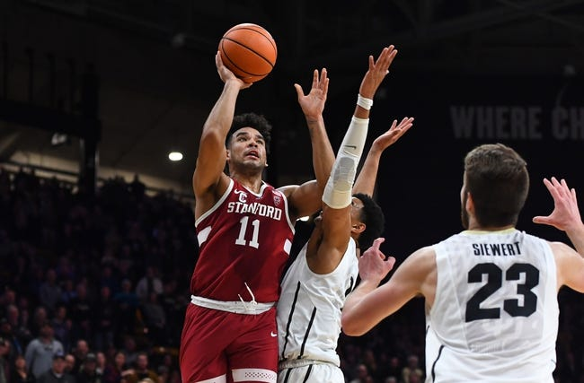 California vs. Stanford - 2/18/18 College Basketball Pick, Odds, and Prediction