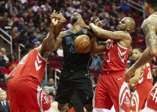 Dallas Mavericks vs. Houston Rockets - 3/11/18 NBA Pick, Odds, and Prediction