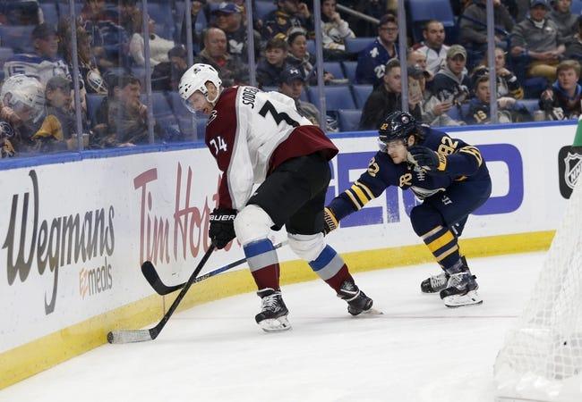 NHL | Colorado Avalanche (2-1-0) at Buffalo Sabres (2-1-0)