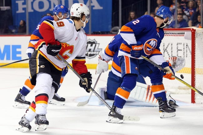 Calgary Flames vs. New York Islanders - 3/11/18 NHL Pick, Odds, and Prediction