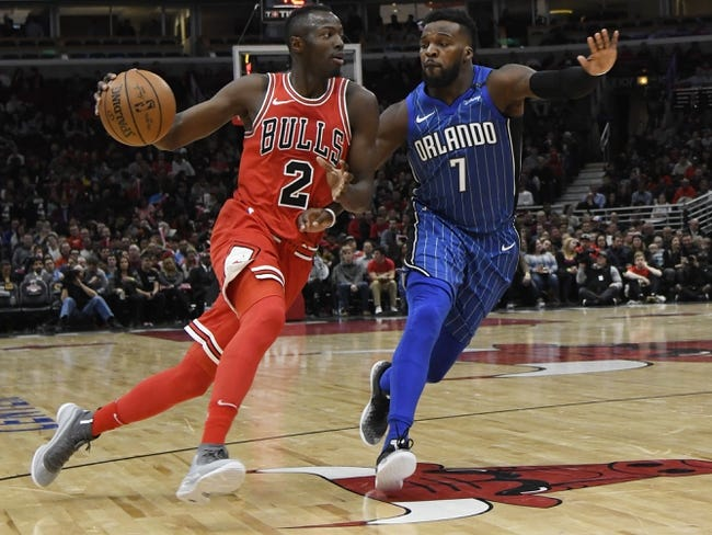 Orlando Magic vs. Chicago Bulls - 3/30/18 NBA Pick, Odds, and Prediction