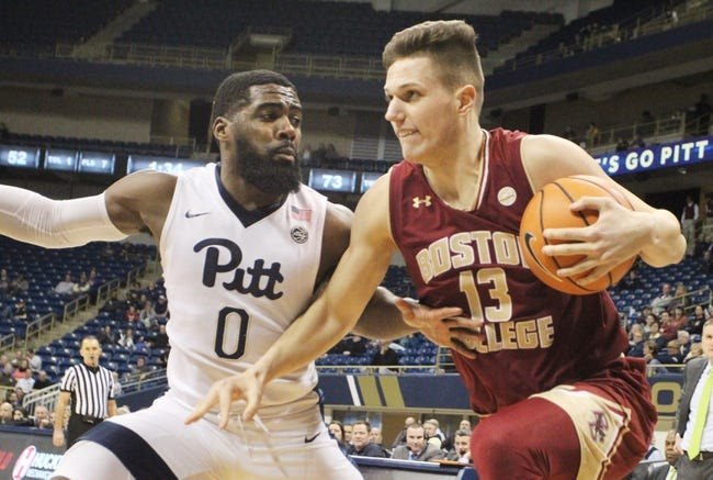 NCAA BB | Pittsburgh at Boston College