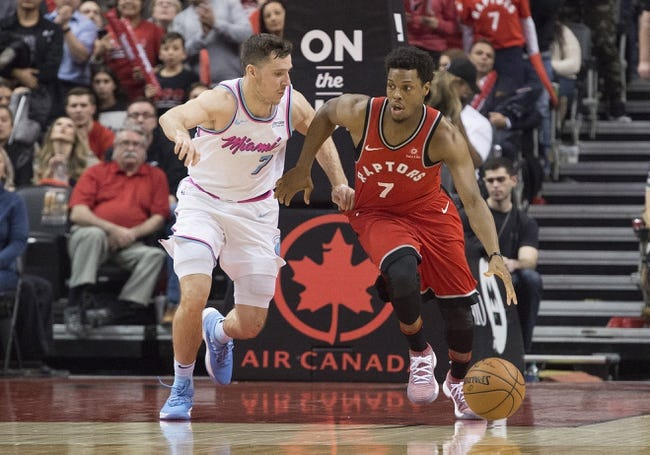 NBA | Toronto Raptors (59-22) at Miami Heat (43-38)