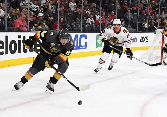 NHL | Vegas Golden Knights at Chicago Blackhawks