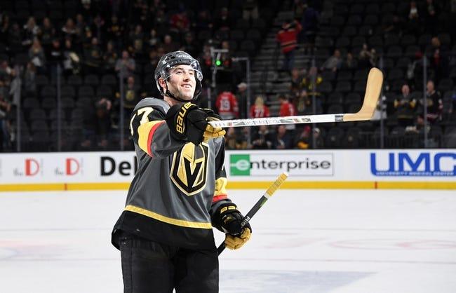 Vegas Golden Knights vs. Chicago Blackhawks - 12/6/18 NHL Pick, Odds, and Prediction