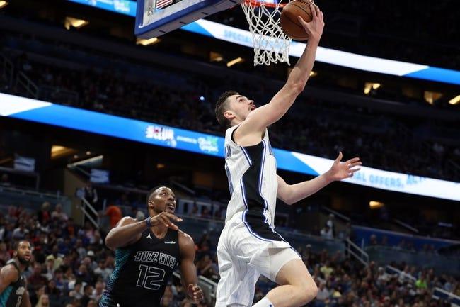 Orlando Magic vs. Charlotte Hornets - 4/6/18 NBA Pick, Odds, and Prediction
