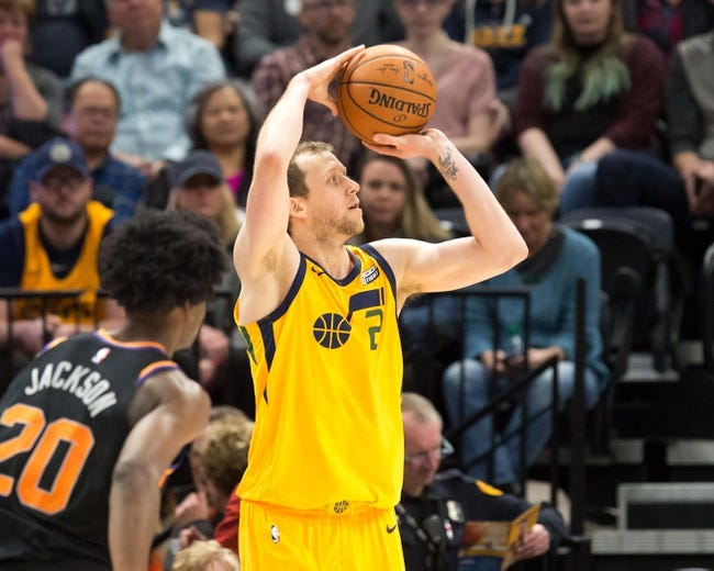 Utah Jazz vs. Phoenix Suns - 3/15/18 NBA Pick, Odds, and Prediction