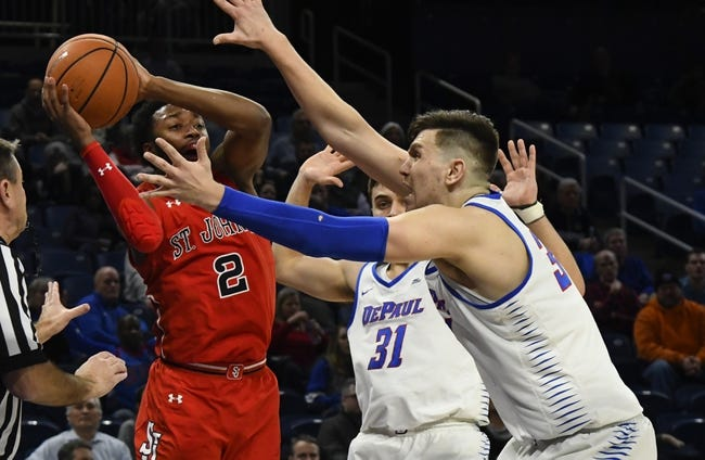 NCAA BB | St. John's at DePaul
