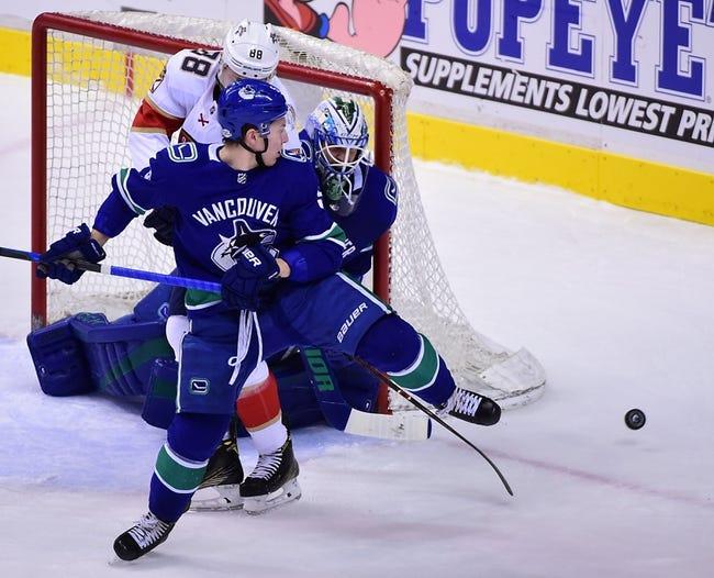 NHL | Vancouver Canucks (2-2-0) at Florida Panthers (0-1-1)
