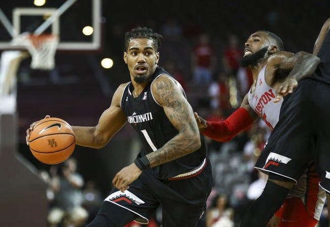 Cincinnati vs. SMU - 3/9/18 College Basketball Pick, Odds, and Prediction