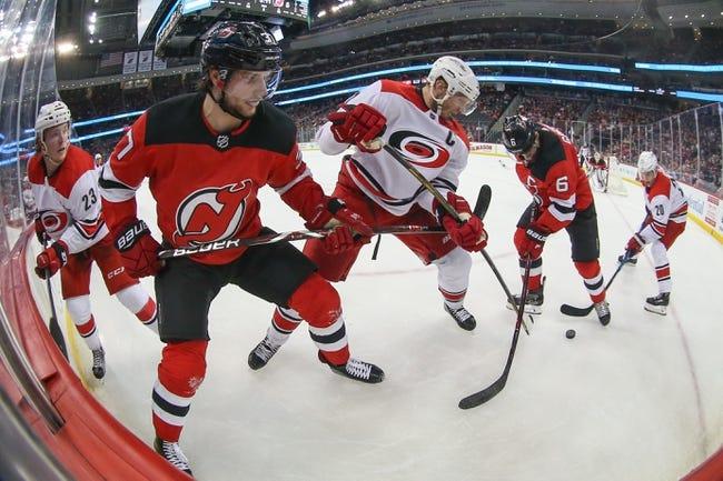 Carolina Hurricanes vs. New Jersey Devils - 2/18/18 NHL Pick, Odds, and Prediction