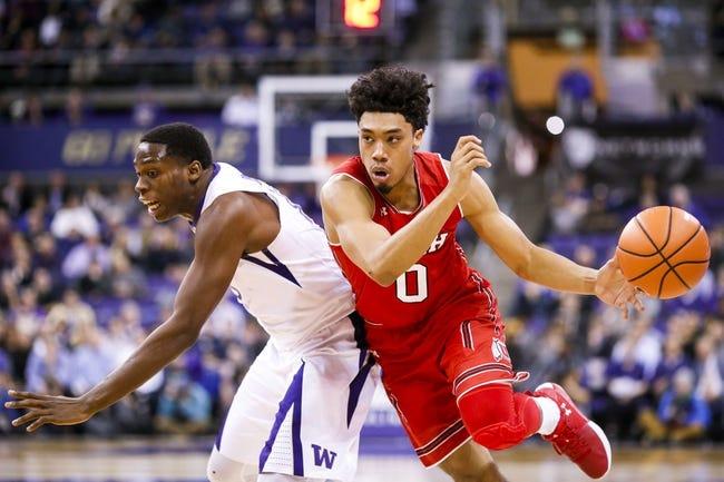 NCAA BB | Utah at Washington