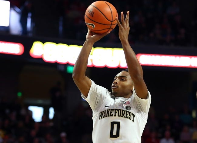 Wake Forest vs. Western Carolina - 11/27/18 College Basketball Pick, Odds, and Prediction