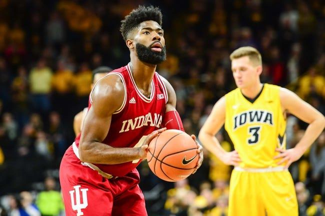 NCAA BB | Iowa at Indiana