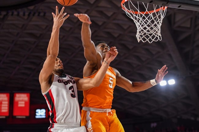 Tennessee vs. Georgia - 3/3/18 College Basketball Pick, Odds, and Prediction