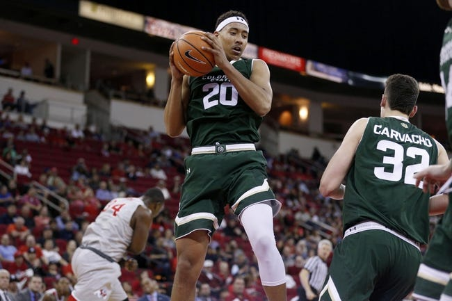 Utah State vs. Colorado State - 3/7/18 College Basketball Pick, Odds, and Prediction