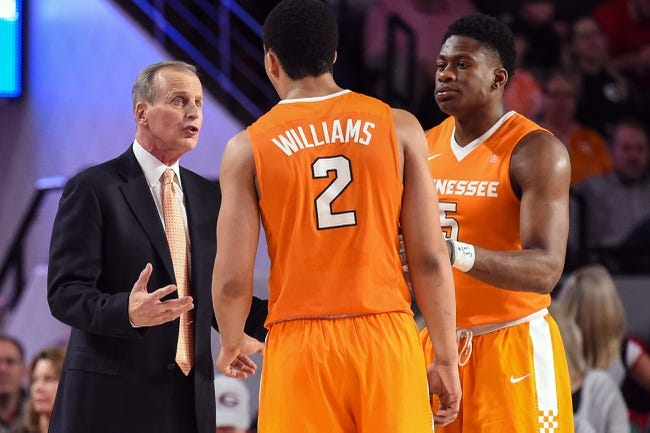 Tennessee vs. Florida - 2/21/18 College Basketball Pick, Odds, and Prediction