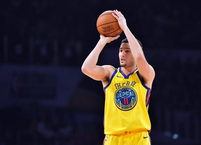 Golden State Warriors vs. Los Angeles Clippers - 2/22/18 NBA Pick, Odds, and Prediction