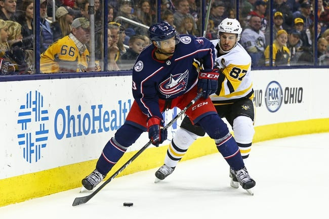NHL | Pittsburgh Penguins (45-29-6) at Columbus Blue Jackets (45-29-6)