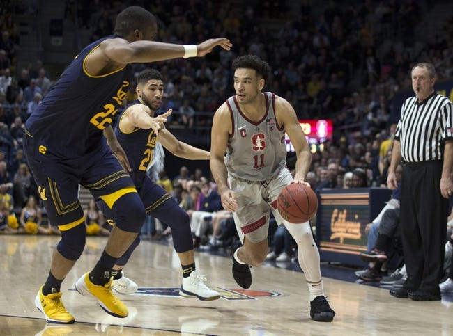 Stanford vs. California - 3/7/18 College Basketball Pick, Odds, and Prediction