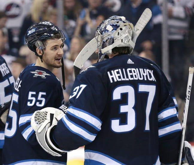 NHL | Winnipeg Jets (7-4-1) at Florida Panthers (2-4-3)