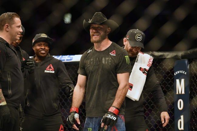 Donald Cerrone vs. Leon Edwards UFC Fight Night 132 Pick, Preview, Odds, Prediction - 6/23/18