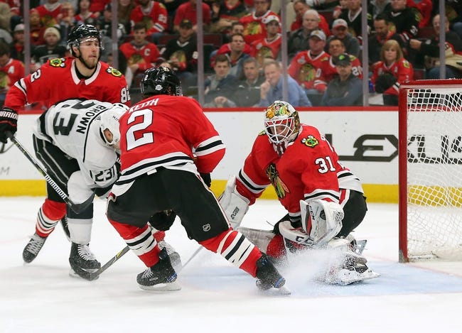 Los Angeles Kings vs. Chicago Blackhawks - 3/3/18 NHL Pick, Odds, and Prediction
