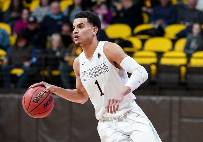 NCAA BB | South Carolina Gamecocks (4-3) at Wyoming Cowboys (2-6)